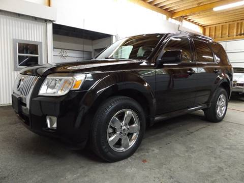 2011 Mercury Mariner for sale at Americar Auto Sales in New Braunfels TX