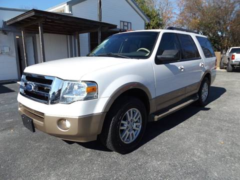 2011 Ford Expedition for sale at Americar Auto Sales in New Braunfels TX