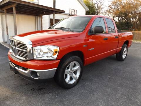 2008 Dodge Ram Pickup 1500 for sale at Americar Auto Sales in New Braunfels TX