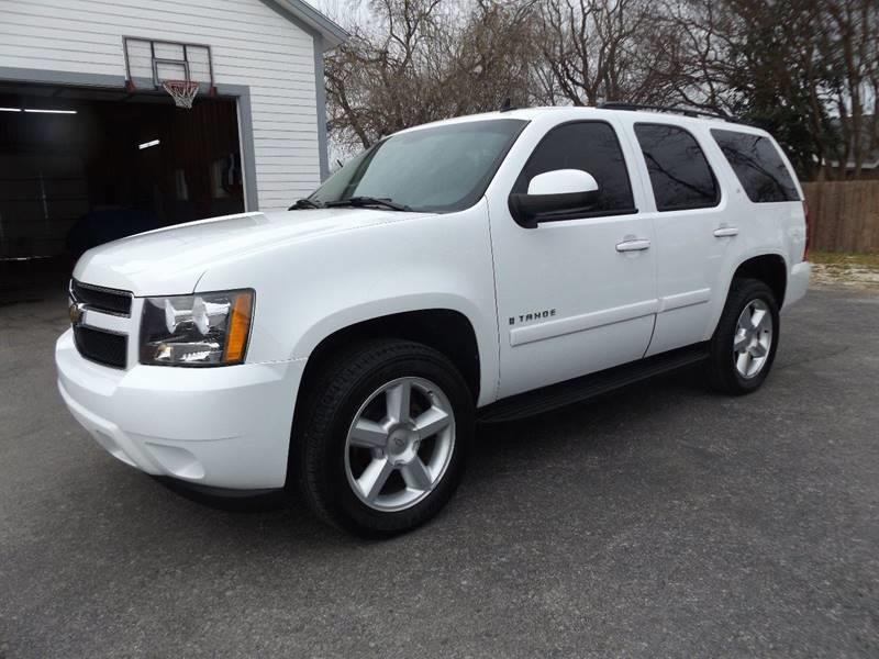 2007 Chevrolet Tahoe for sale at Americar Auto Sales in New Braunfels TX