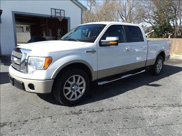2010 Ford F-150 for sale at Americar Auto Sales in New Braunfels TX