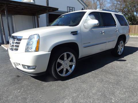 2011 Cadillac Escalade for sale at Americar Auto Sales in New Braunfels TX