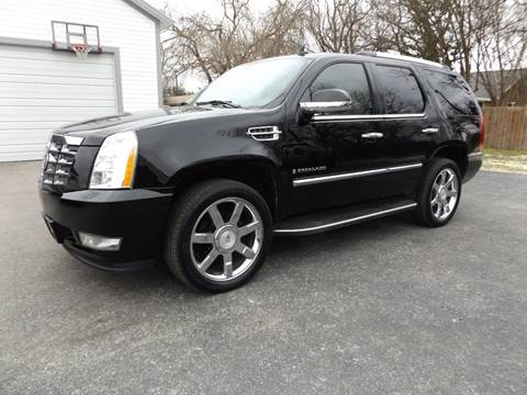 2007 Cadillac Escalade for sale at Americar Auto Sales in New Braunfels TX
