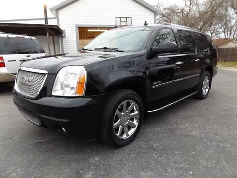 2010 GMC Yukon XL for sale at Americar Auto Sales in New Braunfels TX