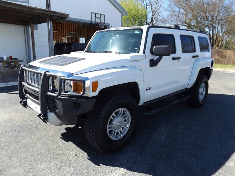 2008 HUMMER H3 for sale at Americar Auto Sales in New Braunfels TX