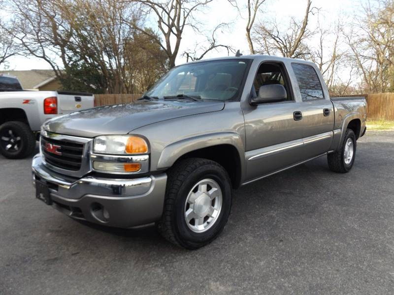 2007 GMC Sierra 1500 Classic for sale at Americar Auto Sales in New Braunfels TX