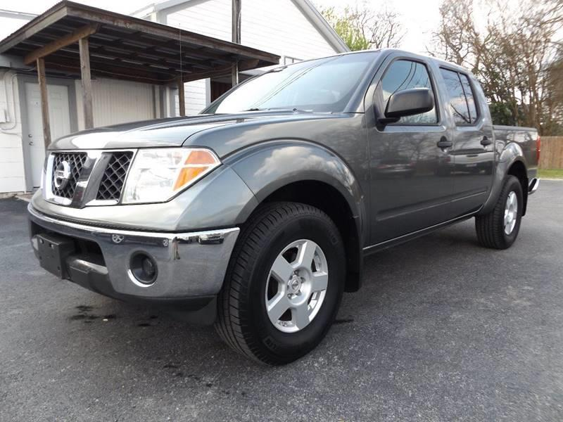 2006 Nissan Frontier for sale at Americar Auto Sales in New Braunfels TX
