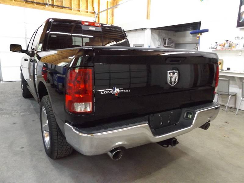 2012 RAM Ram Pickup 1500 for sale at Americar Auto Sales in New Braunfels TX