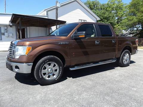 2011 Ford F-150 for sale at Americar Auto Sales in New Braunfels TX
