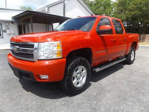 2008 Chevrolet Silverado 1500 for sale at Americar Auto Sales in New Braunfels TX