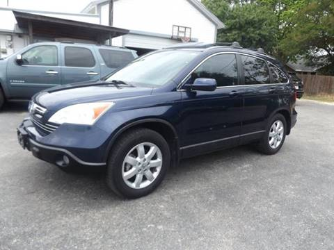 2009 Honda CR-V for sale at Americar Auto Sales in New Braunfels TX
