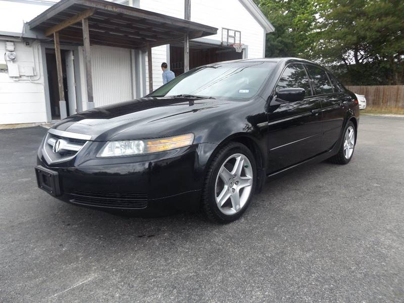2004 Acura TL for sale at Americar Auto Sales in New Braunfels TX