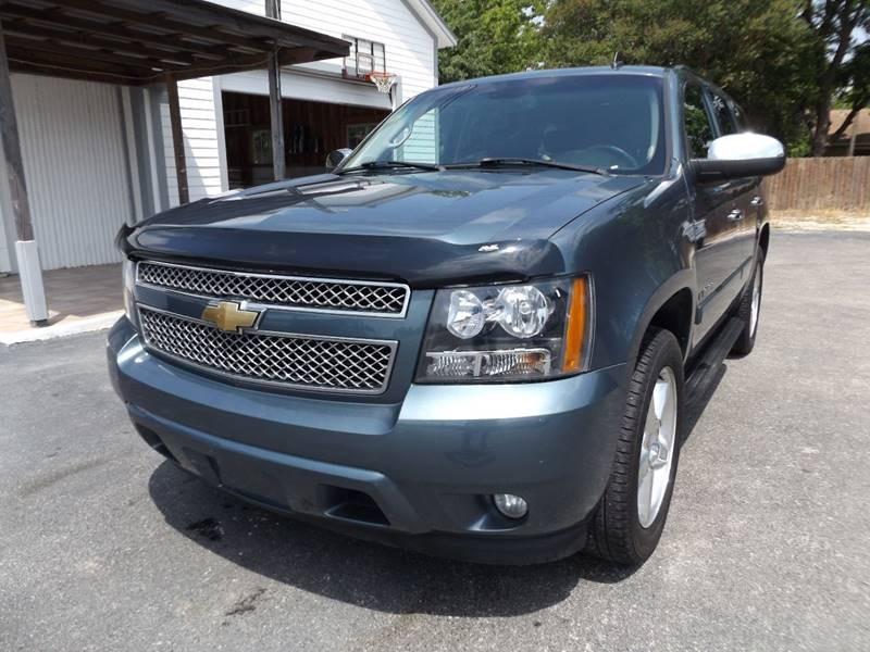 2008 Chevrolet Tahoe for sale at Americar Auto Sales in New Braunfels TX
