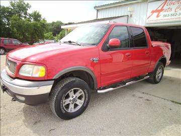 2003 Ford F-150 for sale in Spillville, IA