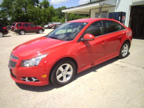 2013 Chevrolet Cruze for sale in Spillville, IA