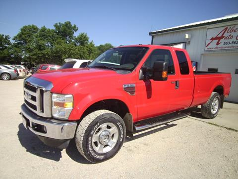 2009 Ford F-250 Super Duty for sale in Spillville, IA