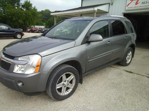 2006 Chevrolet Equinox for sale in Spillville, IA