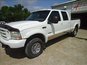 2004 Ford F-250 Super Duty for sale in Spillville, IA