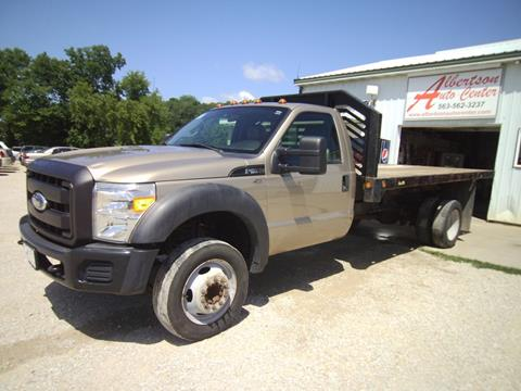2011 Ford F-450 Super Duty for sale in Spillville, IA