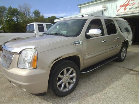 2007 GMC Yukon XL for sale in Spillville, IA