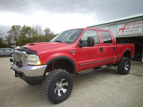 1999 Ford F-250 Super Duty for sale in Spillville, IA