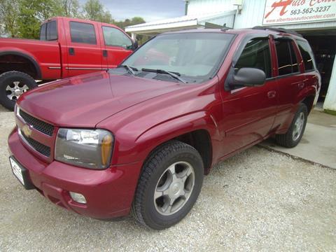 2006 Chevrolet TrailBlazer for sale in Spillville, IA