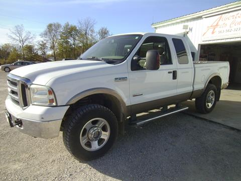 2007 Ford F-250 Super Duty for sale in Spillville, IA