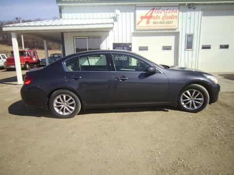 2007 Infiniti G35 for sale in Spillville, IA
