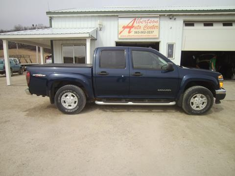 2004 GMC Canyon for sale in Spillville, IA