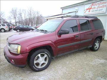 2005 Chevrolet TrailBlazer EXT for sale in Spillville, IA
