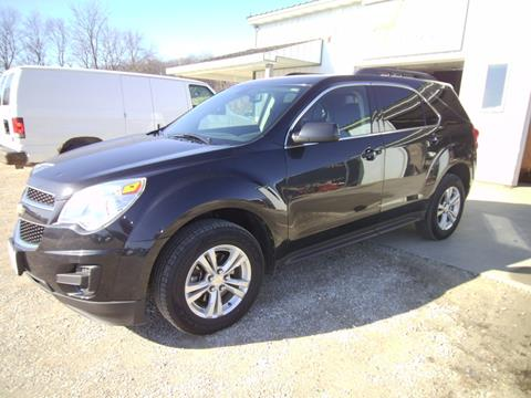 2011 Chevrolet Equinox for sale in Spillville, IA