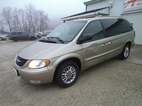 2003 Chrysler Town and Country for sale in Spillville, IA