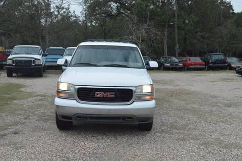 2002 GMC Yukon XL for sale in Cypress, TX