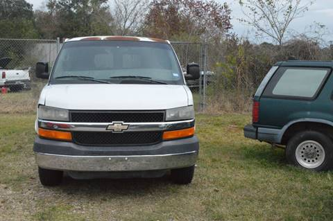 2005 Chevrolet Express Cargo for sale in Cypress, TX