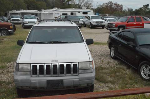 1998 Jeep Cherokee for sale in Cypress, TX
