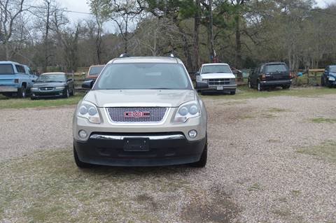 2007 GMC Acadia for sale in Cypress, TX