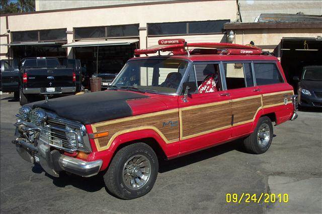 1982 Jeep Grand Wagoneer In Rosemead CA - Vehicle Center