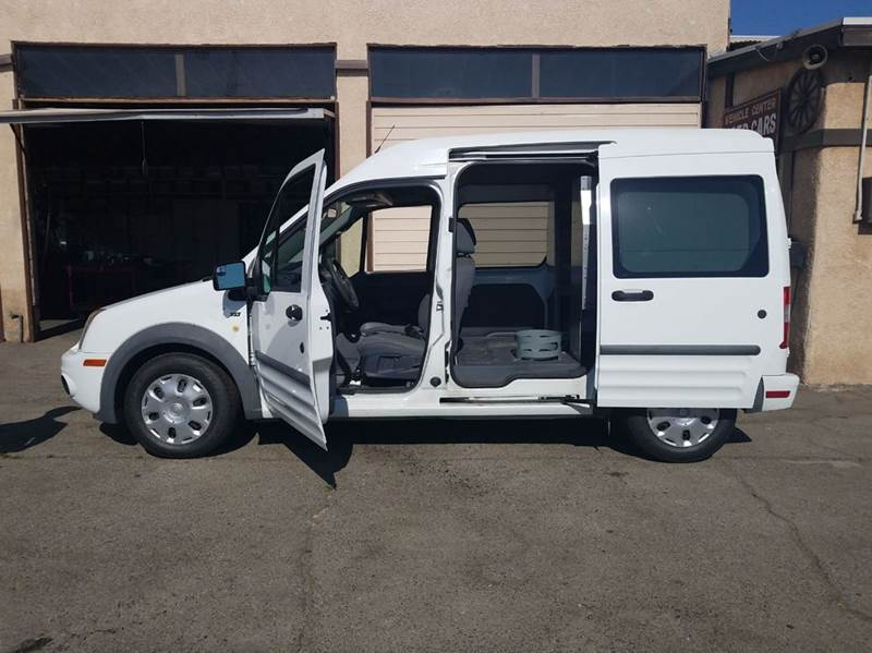 2011 Ford Transit Connect Electric Xlt 4dr Cargo Mini Van In