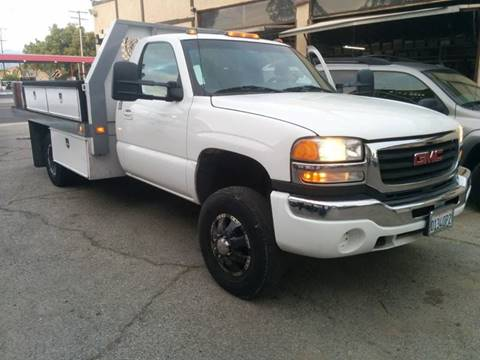 2003 Chevrolet C/K 3500 Series for sale in Rosemead, CA