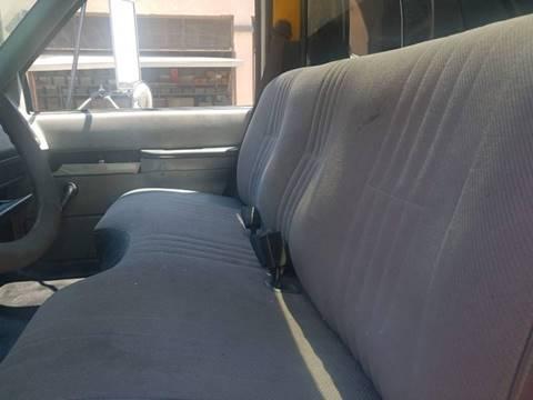1999 Chevrolet C6500