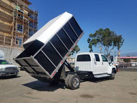 2008 Chevrolet C4500 for sale in Rosemead, CA