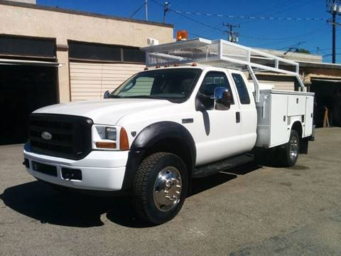 2006 Ford F-450 Super Duty for sale in Rosemead, CA
