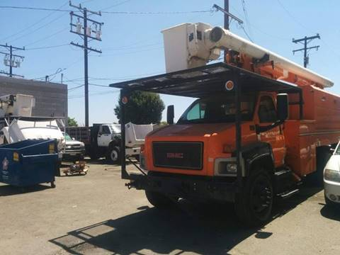 Used Dump Trucks For Sale In Md >> 2008 Chevrolet C7500 For Sale In Rosemead Ca