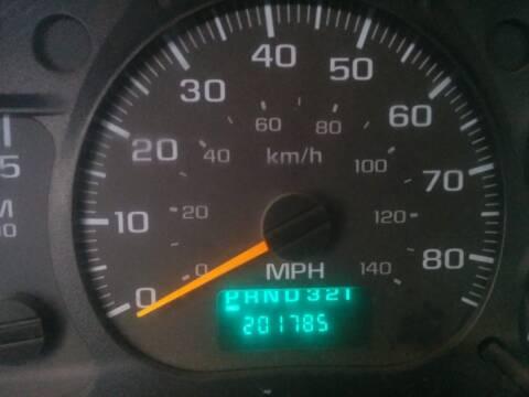 2005 Chevrolet C4500