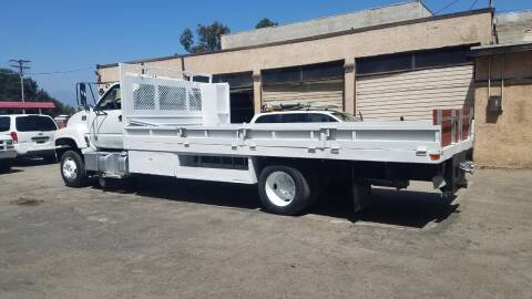 1999 GMC TOPKICK for sale at Vehicle Center in Rosemead CA
