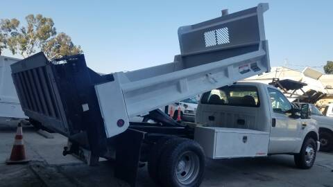 2008 Ford F-350 Super Duty for sale at Vehicle Center in Rosemead CA