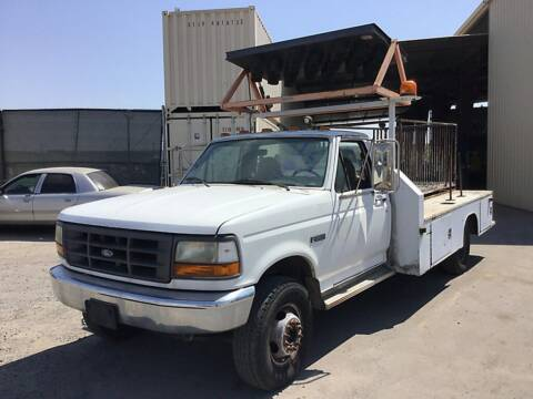 1996 Ford F-450 Super Duty for sale at Vehicle Center in Rosemead CA