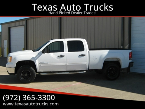 2009 GMC Sierra 2500HD for sale in Wylie, TX