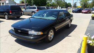 1995 Chevrolet Impala for sale in Clare, MI