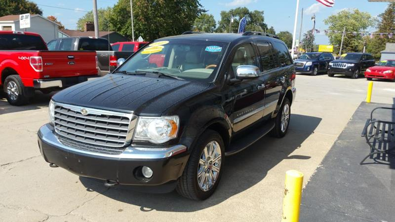 2007 Chrysler Aspen 4x4 Limited 4dr SUV - Clare MI